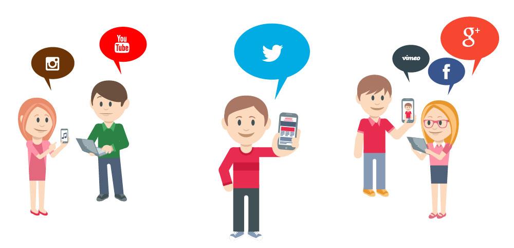 Redes Sociales en Chile